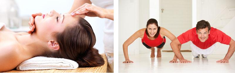 Массаж головы и физическая зарядка по утрам избавят от головной боли