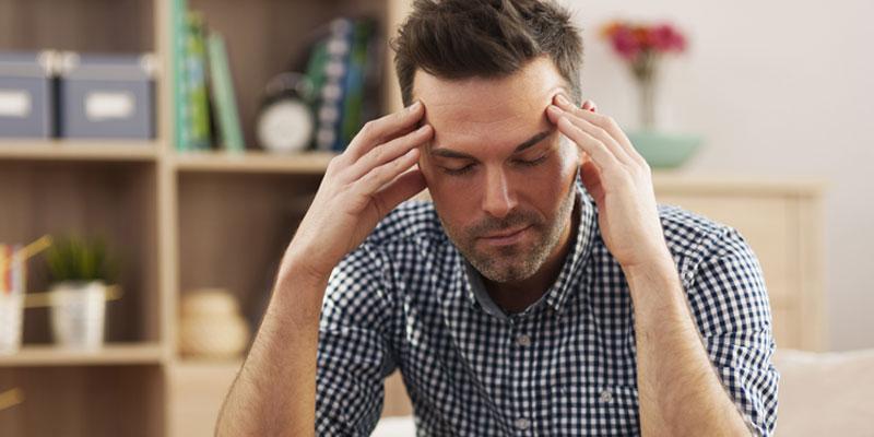 Резкая пульсирующая головная боль во время секса